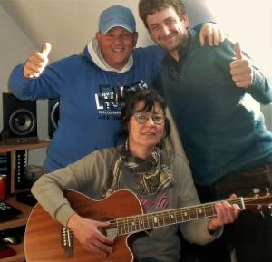 Musikstudio Netzkater - Petra Bieneck_Satino Stein_Volker Wiedling